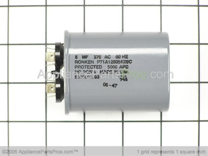 Bosch Th-Capactor 487053 from AppliancePartsPros.com