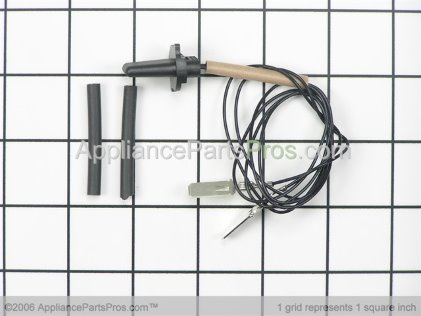 Bosch Thermostat with Cable 00163297 from AppliancePartsPros.com