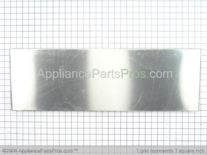 Bosch Toe Kick Panel Assy., Ss 00485761 from AppliancePartsPros.com