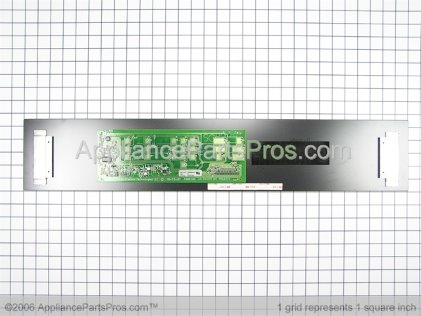 Bosch Touch Control Glass, with Filter, S301B 00368767 from AppliancePartsPros.com