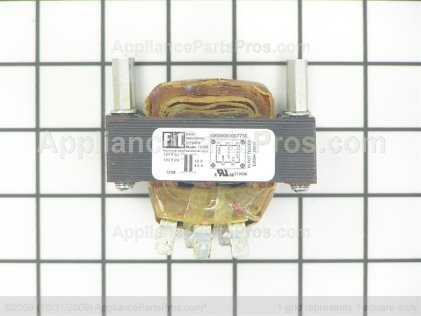 Bosch Transformer, 120V Primary to 12V Secondary 00189260 from AppliancePartsPros.com