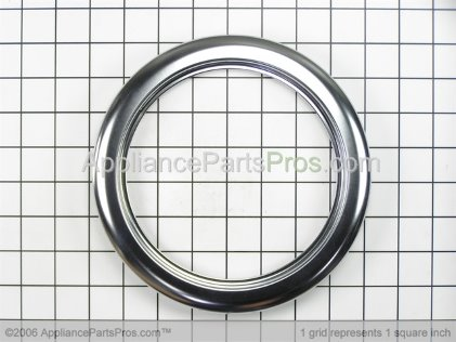 "Bosch Trim Ring 6"" 00411185 from AppliancePartsPros.com"