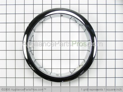 Bosch Trim, Ring 6 In. Chrm Plt (tmh) 00484594 from AppliancePartsPros.com