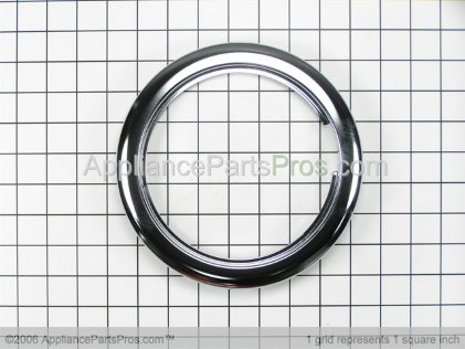 "Bosch Trim Ring 6"" 00484632 from AppliancePartsPros.com"
