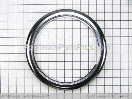 "Bosch Trim Ring 8"" 00484633 from AppliancePartsPros.com"
