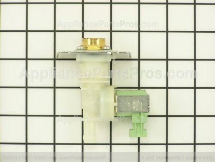 Bosch Water Valve Assy. 00607335 from AppliancePartsPros.com
