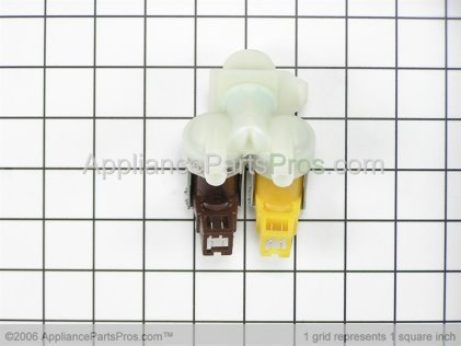 Bosch Water Valve, Dual 00265772 from AppliancePartsPros.com