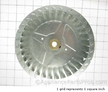 Bosch Wheel, Blower(ccw) 486906 from AppliancePartsPros.com