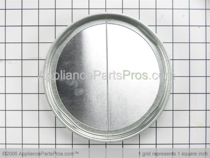 Broan Damper 97010792 from AppliancePartsPros.com