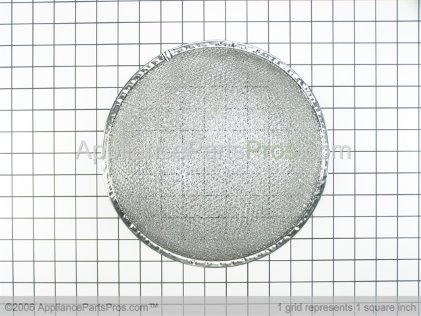 Broan Filter, Alum. 99010122 from AppliancePartsPros.com