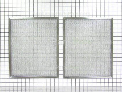 Broan Aluminum Range Hood Filter S99010302 from AppliancePartsPros.com