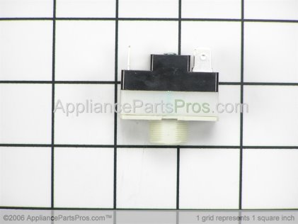 Broan Key Switch 93030117 from AppliancePartsPros.com