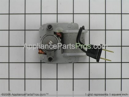 Broan Motor, Assembly 97010254 from AppliancePartsPros.com