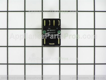 Broan Switch S93030117 from AppliancePartsPros.com