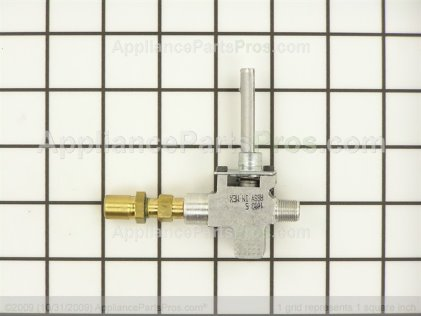 Brown Valve, Top Burner (nat) 1801A166 from AppliancePartsPros.com