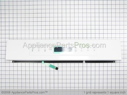 Dacor Asy, Bezel/mem, MCS1 13385R from AppliancePartsPros.com