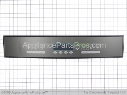 Dacor Bezel/mem Assy 13160B from AppliancePartsPros.com
