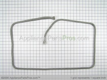 "Dacor Door Gasket, 36"" Oven 62813 from AppliancePartsPros.com"