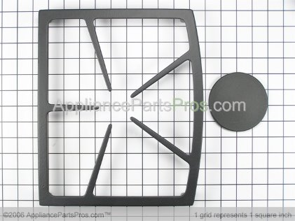 "Dacor Grate Pack, 12"" 72468SB from AppliancePartsPros.com"