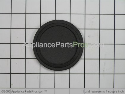 Dacor Large Burner Cap 86523SB from AppliancePartsPros.com