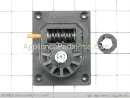 Dacor Rear Leveler 72110 from AppliancePartsPros.com