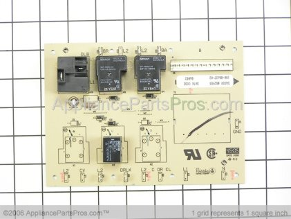 dacor 82985 relay board appliancepartspros