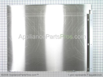 Dacor Side Panel-Right 26956 from AppliancePartsPros.com