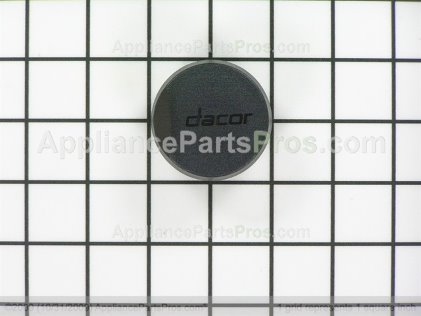 Dacor Top Burner Control Knob 82977 from AppliancePartsPros.com