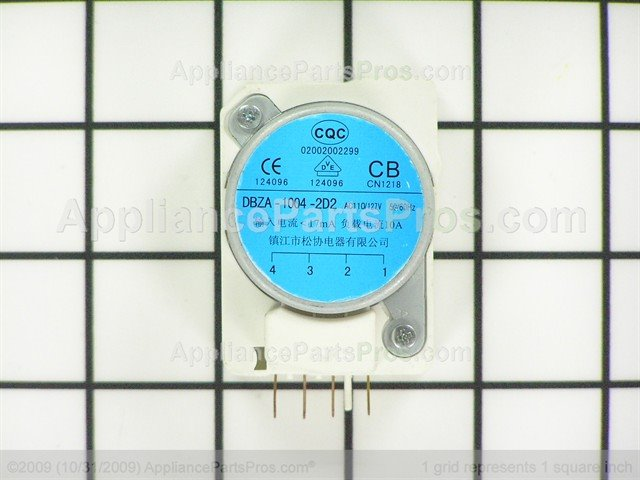 danby 1 01 07 03 001 defrost timer appliancepartspros com danby defrost timer 1 01 07 03 001 from appliancepartspros com