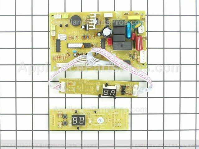 danby dwc54 pcb board dg345 from - Danby