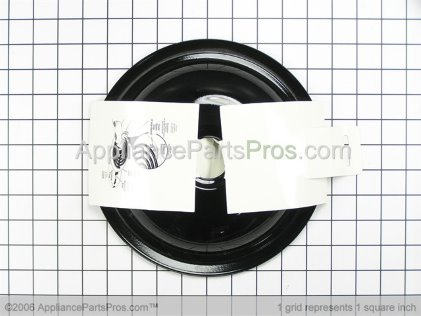 "Frigidaire 04-8"" Porcelain Drip Pan 5303310295 from AppliancePartsPros.com"