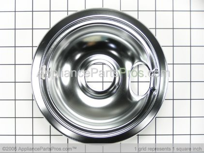 Frigidaire 6 Inch Small Drip Pan 5303935057 from AppliancePartsPros.com