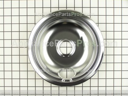 Frigidaire 8 Inch Large Drip Pan 316048413 from AppliancePartsPros.com