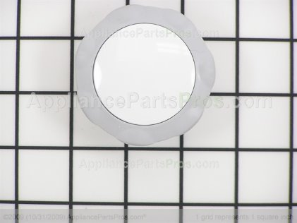 Frigidaire Asmy-Timer Knob-White 134034800 from AppliancePartsPros.com