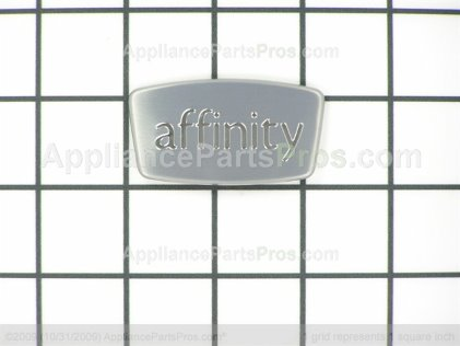 Frigidaire Badge 137166825 from AppliancePartsPros.com