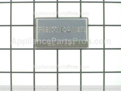 Frigidaire Badge 5304471837 from AppliancePartsPros.com