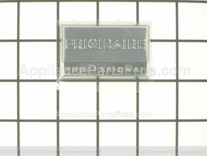 Frigidaire Badge 5304471838 from AppliancePartsPros.com