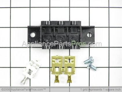 Frigidaire Terminal Block 134101400 from AppliancePartsPros.com