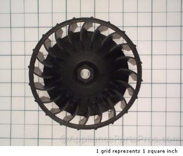 Frigidaire Blower Wheel 5308014801 from AppliancePartsPros.com
