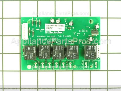 Frigidaire Board 316418101 from AppliancePartsPros.com