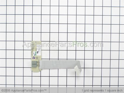 Frigidaire Board, Display 154393501 from AppliancePartsPros.com