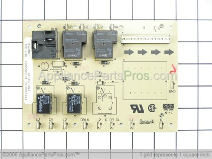 Frigidaire Board-Relay 318022001 from AppliancePartsPros.com