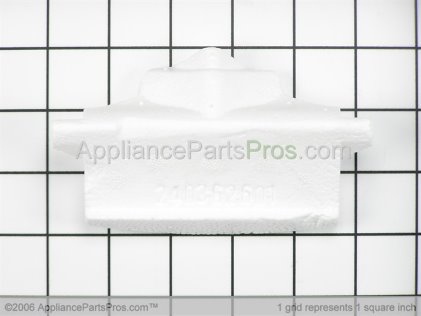 Frigidaire Bottom Air Diffuser 240362601 from AppliancePartsPros.com