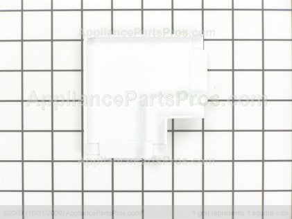 Frigidaire Breaker-Corners`white 216105500 from AppliancePartsPros.com