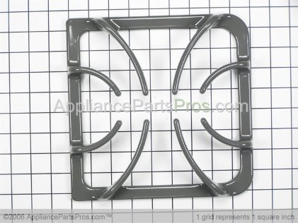 Frigidaire Burner Grate 316202401 from AppliancePartsPros.com