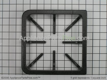 Frigidaire Burner Grate 316213801 from AppliancePartsPros.com