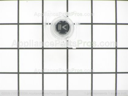 Frigidaire Button 137009900 from AppliancePartsPros.com