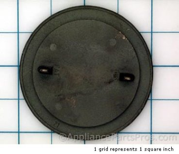 Frigidaire Cap-Burner 316098505 from AppliancePartsPros.com