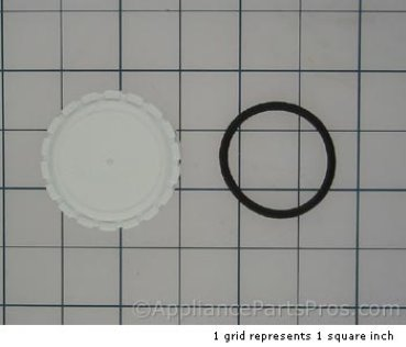 Frigidaire Cap &amp; Seal 5303931770 from AppliancePartsPros.com