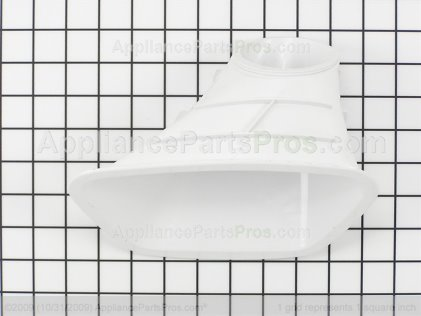 Frigidaire Ice Chute 241525101 from AppliancePartsPros.com